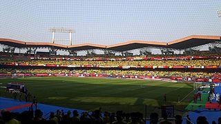 Jawaharlal Nehru Stadium (Kochi) International multi-purpose stadium in India