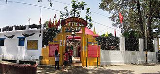 Ranikhet - Jhula devi temple, Ranikhet