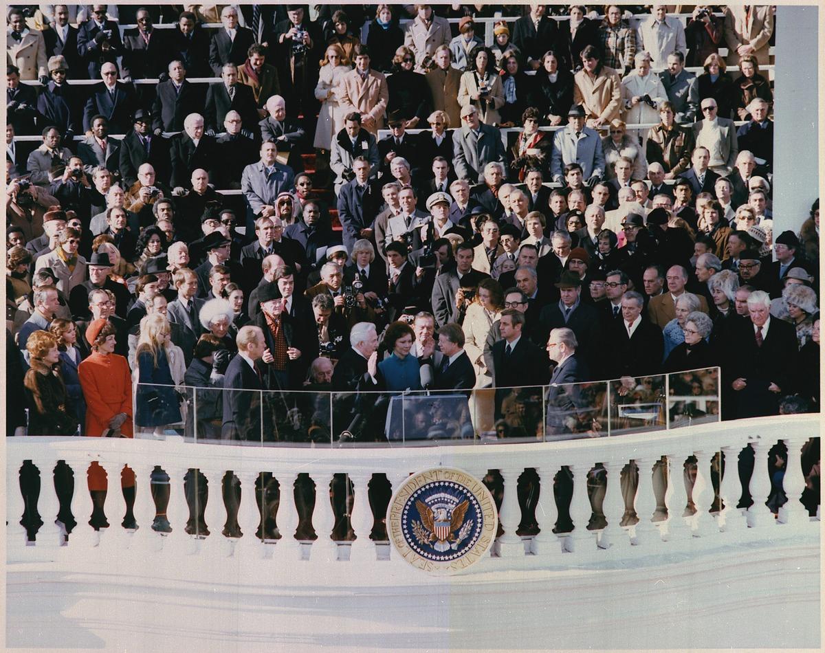 Inauguration Of Jimmy Carter Wikipedia