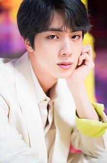 Kim Seok-jin - Wikipedia