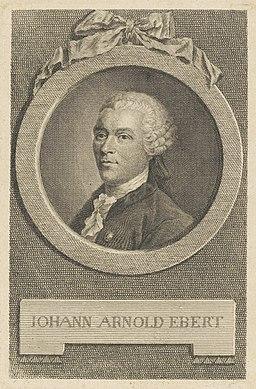 Johann Arnold Ebert - Schriftsteller