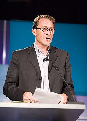 John Battelle - Battelle at Web 2.0 Conference, 2005