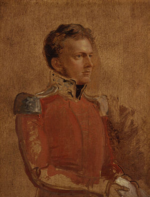 John Campbell, 2nd Marquess of Breadalbane - Portrait of John Campbell by George Hayter for the painting of The First Meeting of the Reformed House of Parliament in 1833