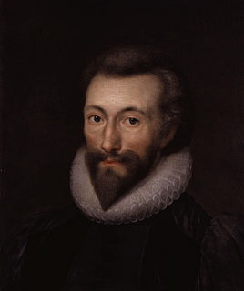 John Donne 16th and 17th-century English poet and cleric