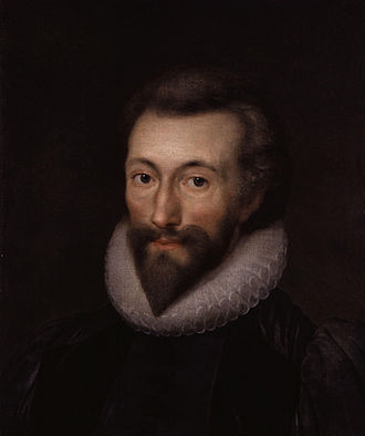 John Donne - Donne painted by Isaac Oliver