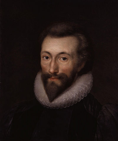 Picture of an author: John Donne
