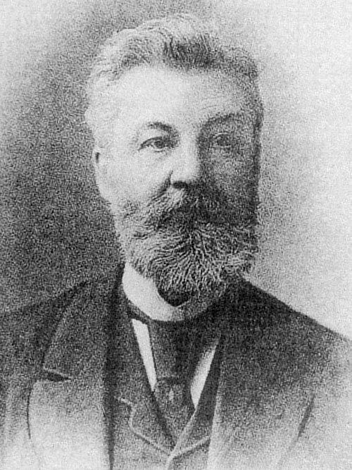 John douglas (architect)