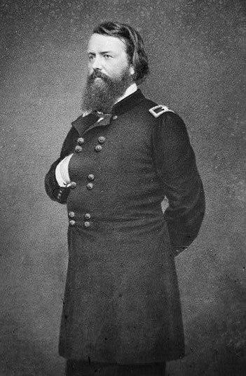 John Pope standing