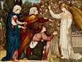 John Roddam Spencer Stanhope - Why seek ye the living among the dead? St Luke, Chapter XIV, verse 5 (1896).jpg
