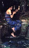John William Waterhouse - The Charmer.JPG