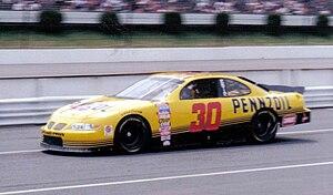 Johnny Benson Jr. - 1997 racecar