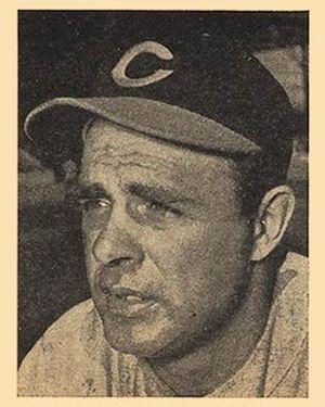 Johnny Vander Meer - Vander Meer in 1940