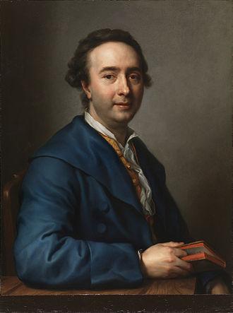 José Nicolás de Azara - Portrait of José Nicolás de Azara (Anton Raphael Mengs)