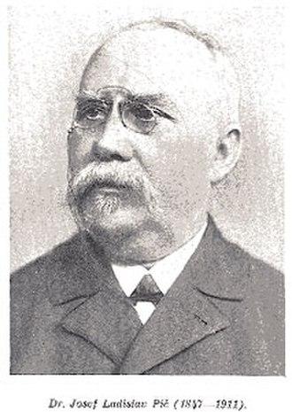 Josef Ladislav Píč - Josef Ladislav Píč