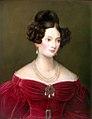 Joseph Karl Stieler (attribuito) - Portrait of Ludovica Princess of Bavaria, Duchess in Bavaria.jpg