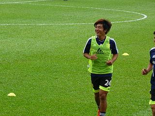 Ju Yingzhi Footballer