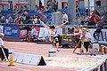 Juan WANG who won a bronze. (3562700284).jpg