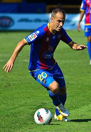 Juanlu (footballer, born 1980) - Juanlu in action for Levante in 2011