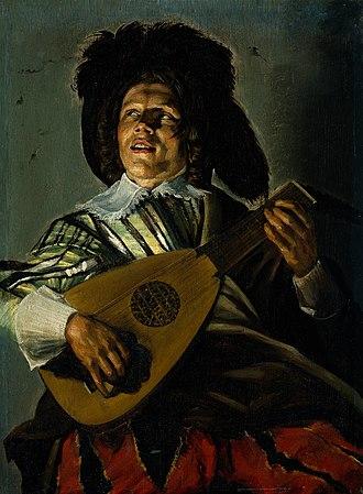 1629 in art - Image: Judith Leyster Serenade