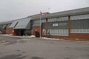 Judith Nyman Secondary School - Image: Judith nyman,mississauga (2)