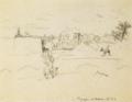 JulesPascin-1918-Landscape of Havana.png