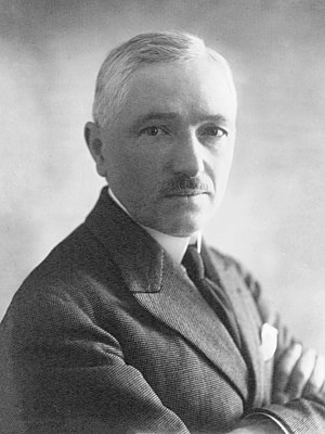 Jules Rimet - Jules Rimet, photographed in 1920