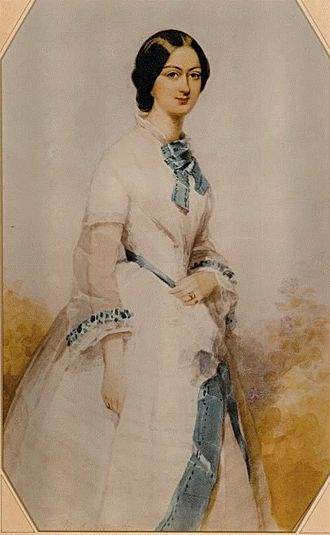 Julia, Lady Inglis - Julia Inglis