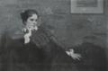 Julie Wolfthorn - Bildnis der Schriftstellerin Hedwig Lachmann.png