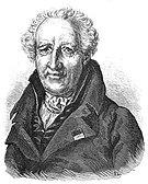 Antoine-Laurent de Jussieu -  Bild
