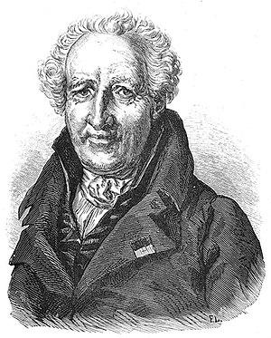 Antoine Laurent de Jussieu - Image: Jussieu Antoine Laurent de 1748 1836