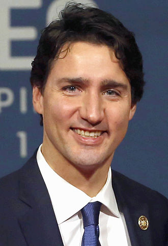 Government of Canada - Prime Minister Justin Trudeau, Canada's head of government