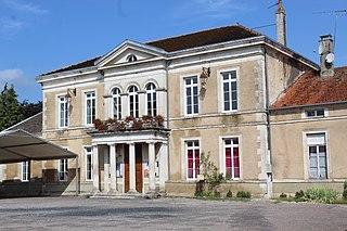 Juzennecourt Commune in Grand Est, France