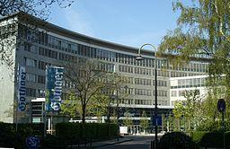 Gothaer Allee in Köln