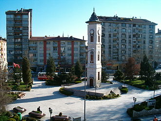Kütahya - Kütahya Clock Tower