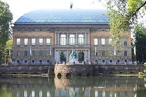 Kunstsammlung Nordrhein-Westfalen - K21 Ständehaus