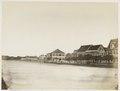 KITLV - 12683 - Bureau of Police at the Waterkant in Paramaribo - circa 1890.tif