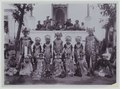 KITLV - 7294 - Kurkdjian - Soerabaja - Dance group in Bali - circa 1910.tif