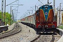 n locomotive class wdm 3a a wdm 3a loco from gooty loco shed hauling an express train
