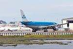 KLM Airbus A330-203 PH-AOM (16860747315).jpg