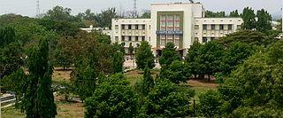 Kakatiya Medical College Medical school located in Warangal, Telangana
