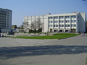 Igor Sikorsky Kyiv Polytechnic Institute - KPI - Technical Library.