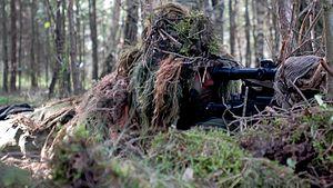 Kommando Spezialkräfte - Sniper training