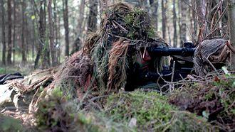 Kommando Spezialkräfte - Sniper training (2006)