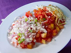 Malawian cuisine - Kachumbari