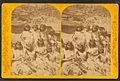 Kai-vav-its, a tribe of Pai Utes living on the Kai-bab Plateau near the Grand Cañon of the Colorado in Northern Arizona - group of women in full dress, from Robert N. Dennis collection of stereoscopic views.jpg