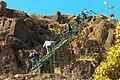 Kalsubai - Ladders (16201336371).jpg