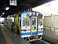 Kanto Railway Kiha2201 at Moriya Station.jpg