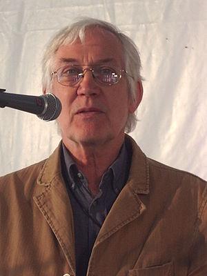 Jaan Kaplinski - Jaan Kaplinski performing during Tallinn Literature Festival