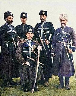 Qarapapaqs Turkoman sub-ethnic group of Azerbaijanis