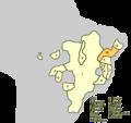 Kariri languages.png